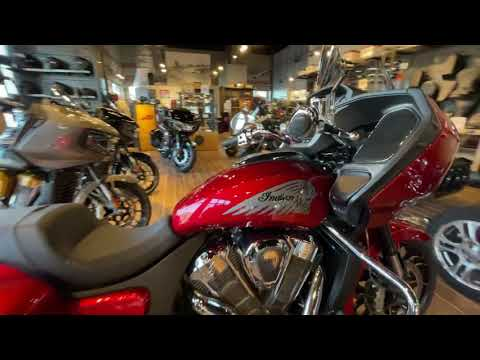 2020 Indian Challenger® Limited in Muskego, Wisconsin - Video 1