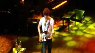 The Way You Make Me Feel (Cover) - Nick Jonas & The Administration 1-3-10