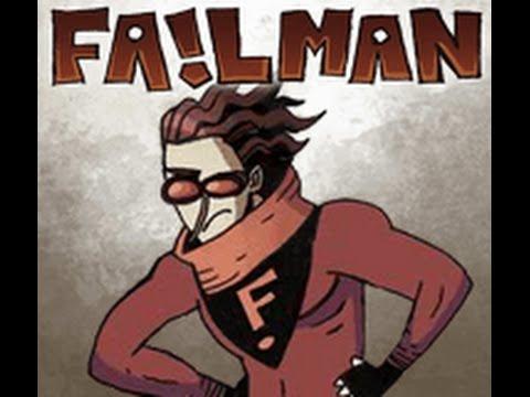 Failman – El Peor Súper Héroe de la Historia – en Español by Xoda