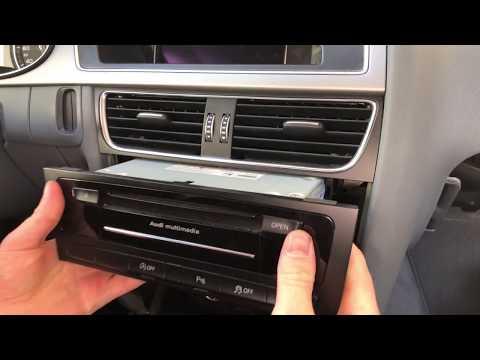 FIS-Control MMI - Einbau in Audi A4 B8