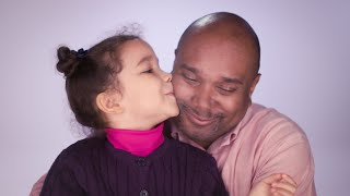 Dads and Daughters Read Powerful Affirmations | Iris