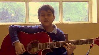 Krish Talks : Guitar Classes at Palam Vihar, Gurgaon