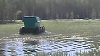 Степановский болотоход