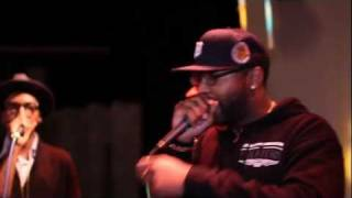 Kitchen Sessions: Young Scolla raps, Jack Preston beat boxes... Nuff Said!