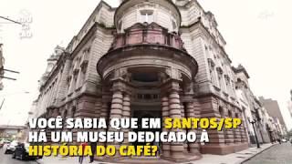 Museu resgata história do café no Brasil; passeios podem ser feitos individualmente ou em grupos