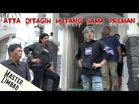 ATTA DITAGIH HUTANG SAMA PREMAN | PRANK MASTER LIMBAD