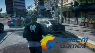 ОФИЦИАЛЬНЫЙ GTA 5 MOBILE ОТ TENCENT И ROCKSTAR GAME! - GTA 5 MOBILE ONLINE!