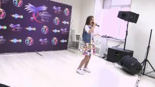 Мария Мирова Падаем и Взлетаем Полуфинал Детского Евровидения 2016