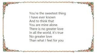 Charlie Rouse - There Is No Greater Love Lyrics