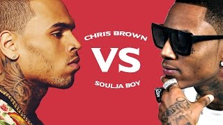 IF CHRIS BROWN BATTLED SOULJA BOY