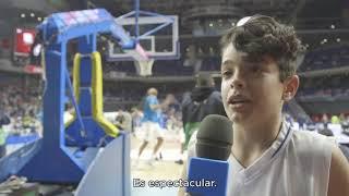 Baloncesto Inclusivo en el WiZink Center