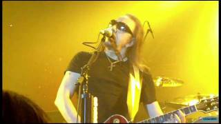 ACE FREHLEY - Speedin' Back To My Baby / Nokia Center, New York City, 03/21/2010.
