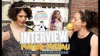 INTERVIEW // Marion Michau Ou La Carrie Bradshaw Française !