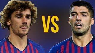 Antoine Griezmann VS Luis Suarez - Who Is The Best? - Amazing Goals & Skills - 2019