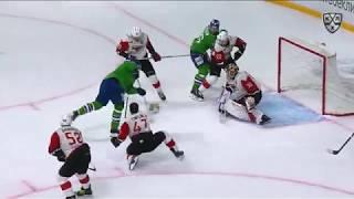 Лучшие голы финалов Конференций КХЛ 18/19