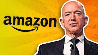 How Jeff Bezos Built Amazon