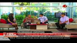 Jubir FPI Munarman Siram Sosiolog UI TamrinT