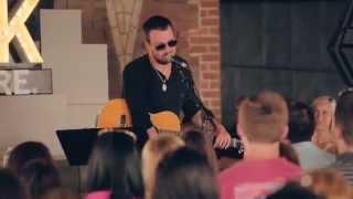 Eric Church #2014 Church Choir Party - #Lost Songs Nashville, TN