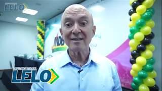 VT Convenção Estadual do MDB/ES - Lelo Coimbra
