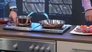 Tornwald-Schmiede 8-teiliges Alu-Kochgeschirr mit Keramik-Beschichtung