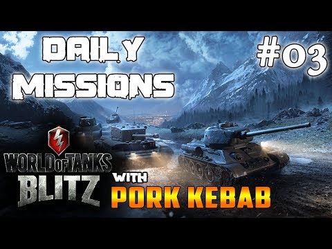 WoT BLITZ Daily Missions :: World of Tanks Blitz General