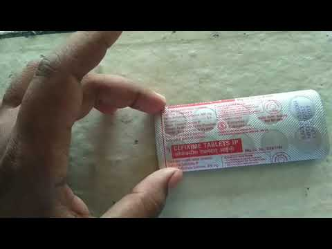 Cefixime at Best Price in India