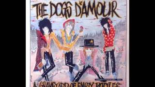 Dogs D'amour - Bullet Proof Poet