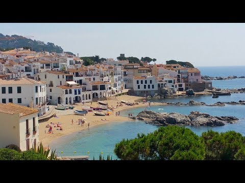 Calella de Palafrugell - Beautiful village of the Costa Brava