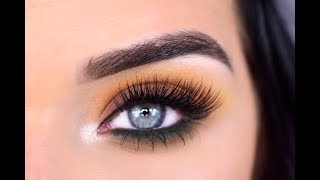 Jaclyn Hill X Morphe Vault | Armed & Gorgeous Eye Makeup Tutorial | RELAUNCH