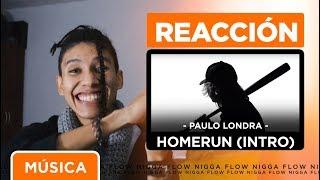 [REACCIÓN] Paulo Londra   Homerun (Official Video)  💥💥💥 EL PRIMER ALBUM DE PAULO LONDRA