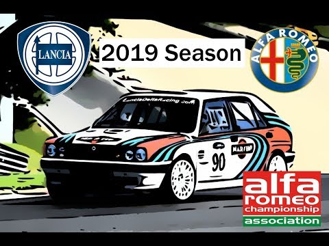 Richard Thurbin – 2019 Season Plans