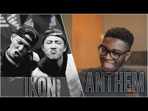 "iKON - ""ANTHEM [이리오너라]"" MV REACTION (HYPEEE!!!!)"