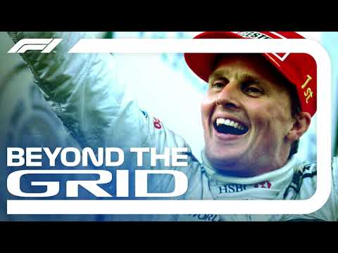 Johnny Herbert Interview | Beyond The Grid | Official F1 Podcast