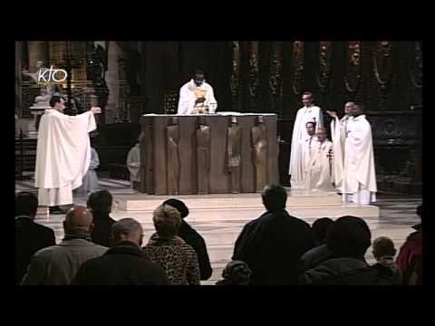 Messe du 8 novembre 2013