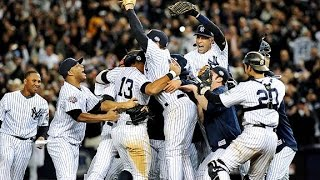 30 Best Yankees Moments From 2000-2015 | New York Yankees Highlights | Kholo.pk