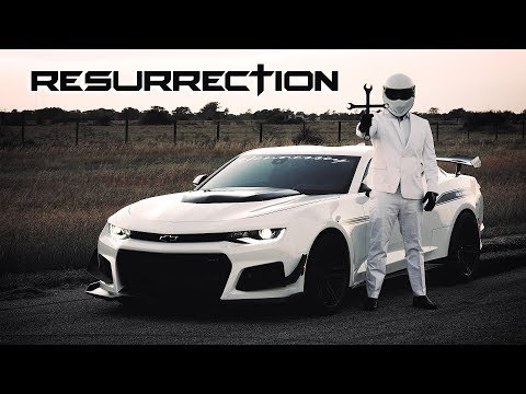 The Resurrection Camaro ZL1 1LE por Hennessey