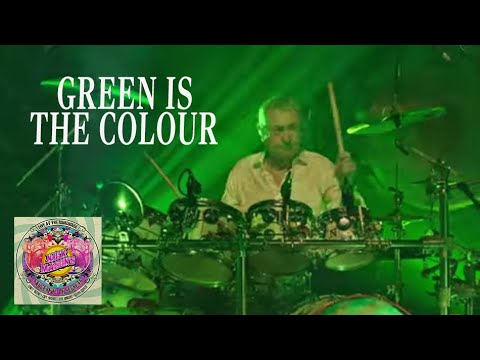 Roundhouse) Nick Mason's Saucerful Of Secrets - Green Is The Colour (Live At The