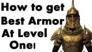 Skyrim: The Best Armor at Level 1