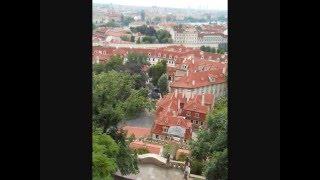 preview picture of video 'Castello di Praga con panorama'