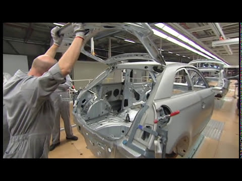 Audi A1  Brussels production facility