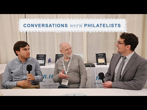 Conversations with Philatelists Ep. 65: On Location at Westpex 2021: Day 2 and 3