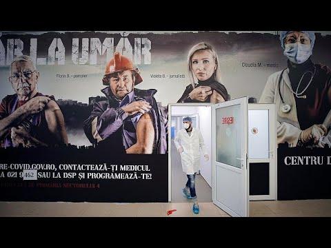 "Covid-19: Με ""αργούς"" ρυθμούς ο εμβολιασμός στην Ευρώπη – Ποια η προστασία από τις μεταλλάξεις…"
