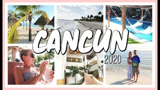 CANCUN, MEXICO 2020 VLOG! | EXCELLENCE PLAYA MUJERES RESORT