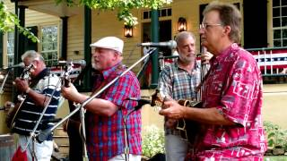 """The Bluegrass Blend, """"Bound To Ride"""", July 4, 2017"""