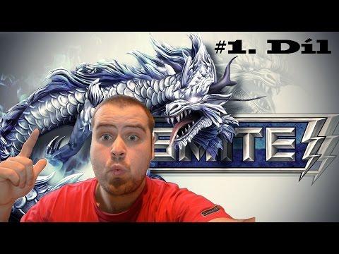 Smite | Let's Play CZ/SK | Těžký boj | 2.díl | Pc gameplay