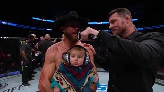UFC Ottawa: Donald Cerrone Octagon Interview