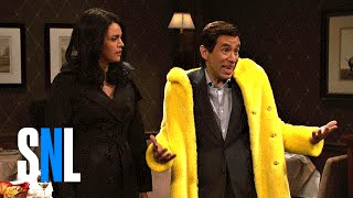 Cut For Time: Coat Check (Fred Armisen)   SNL