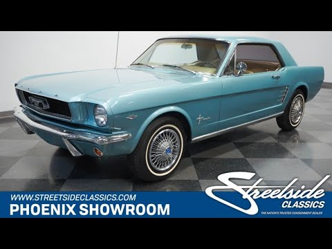 1966 Ford Mustang (CC-1419544) for sale in Mesa, Arizona