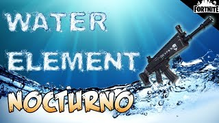 FORTNITE - PL 130 Sunbeam Water Element Nocturno Gameplay (Fully Upgraded, Maxed Perks)