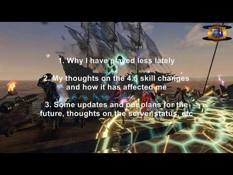 Archeage - Updates And Info From Apex, Server Transfers, 4.5 Skill Changes, etc